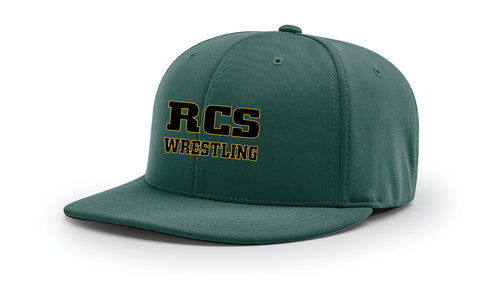 RCS Wrestling FlexFit Cap - Forest