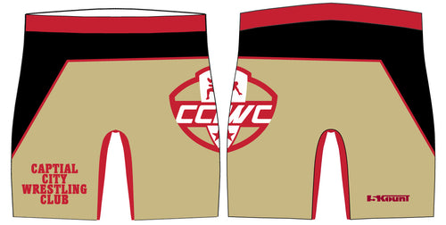 CCWC Sublimated Compression Shorts