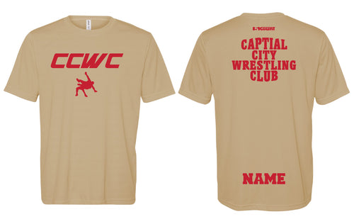 CCWC Sublimated DryFit Performance Tee