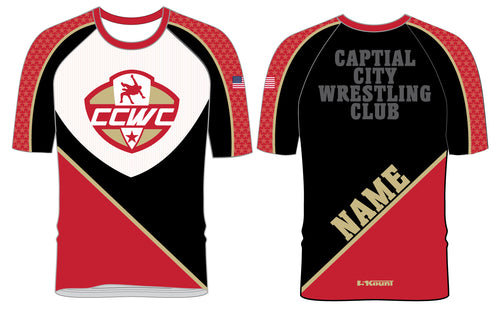 CCWC Sublimated Fight Shirt - 5KounT2018