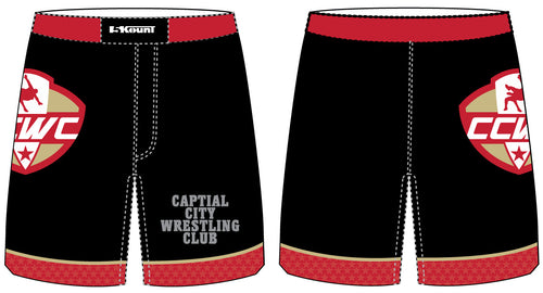 CCWC Sublimated MMA Shorts - 5KounT2018