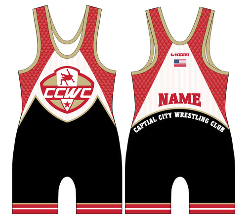 CCWC Sublimated Singlet - 5KounT2018