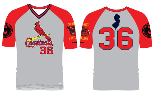 Cardinals Softball Uniform Jersey