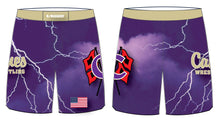 Cartersville Sublimated Fight Shorts
