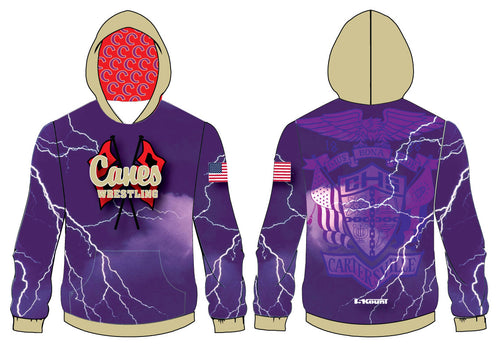 Cartersville Sublimated Hoodie