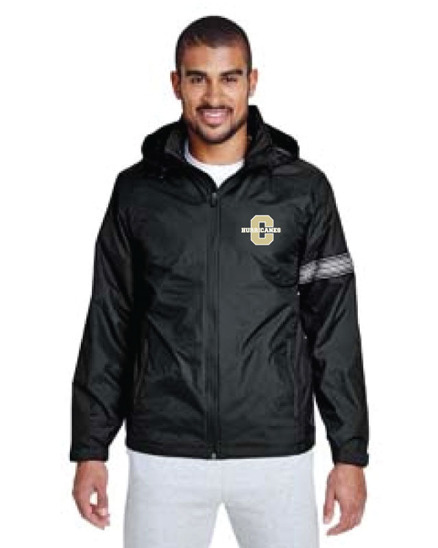 Cartersville All Season Hooded Jacket