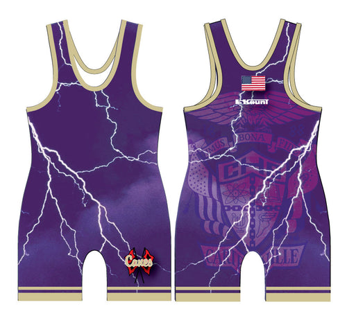 Cartersville Sublimated Singlet