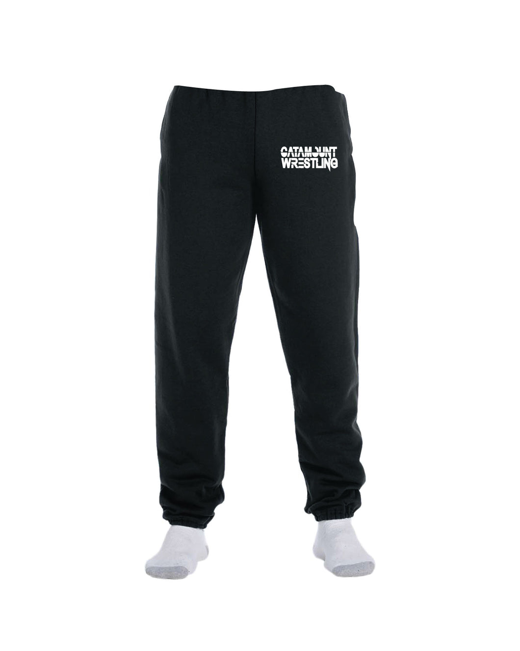 Catamount Wrestling Cotton Sweatpants - 5KounT2018