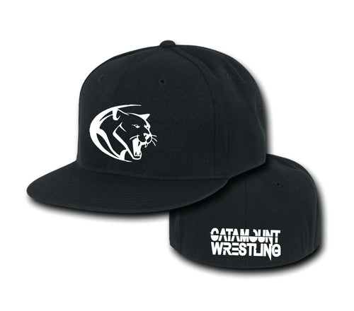 Catamount Wrestling FlexFit Cap