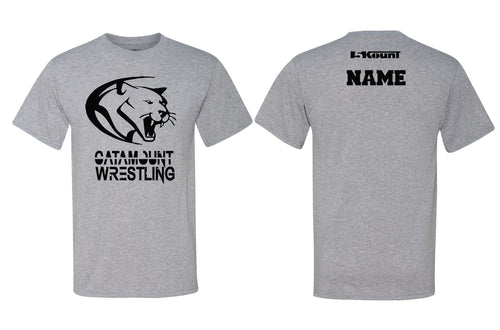Catamount Wrestling Sublimated DryFit Performance Tee