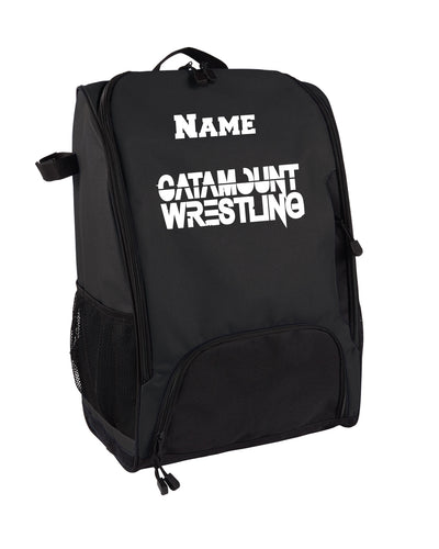 Catamount Wrestling Wrestling Backpack