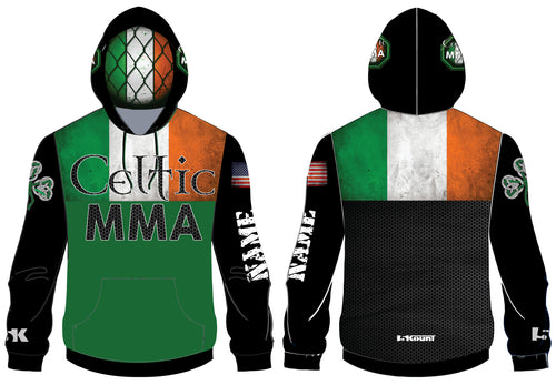 Celtic MMA Sublimated Hoodie