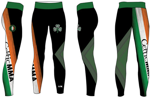 Celtic MMA Sublimated Ladies Legging