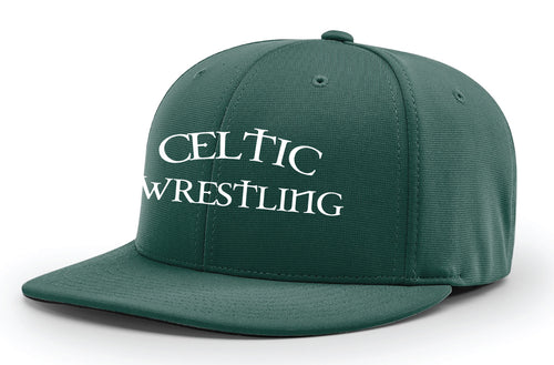 Celtic Wrestling FlexFit Cap - Forest