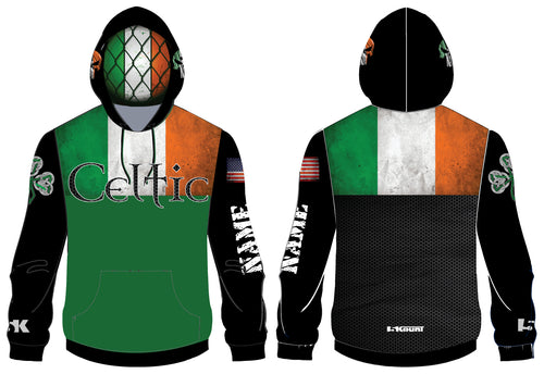 Celtic Wrestling Sublimated Hoodie