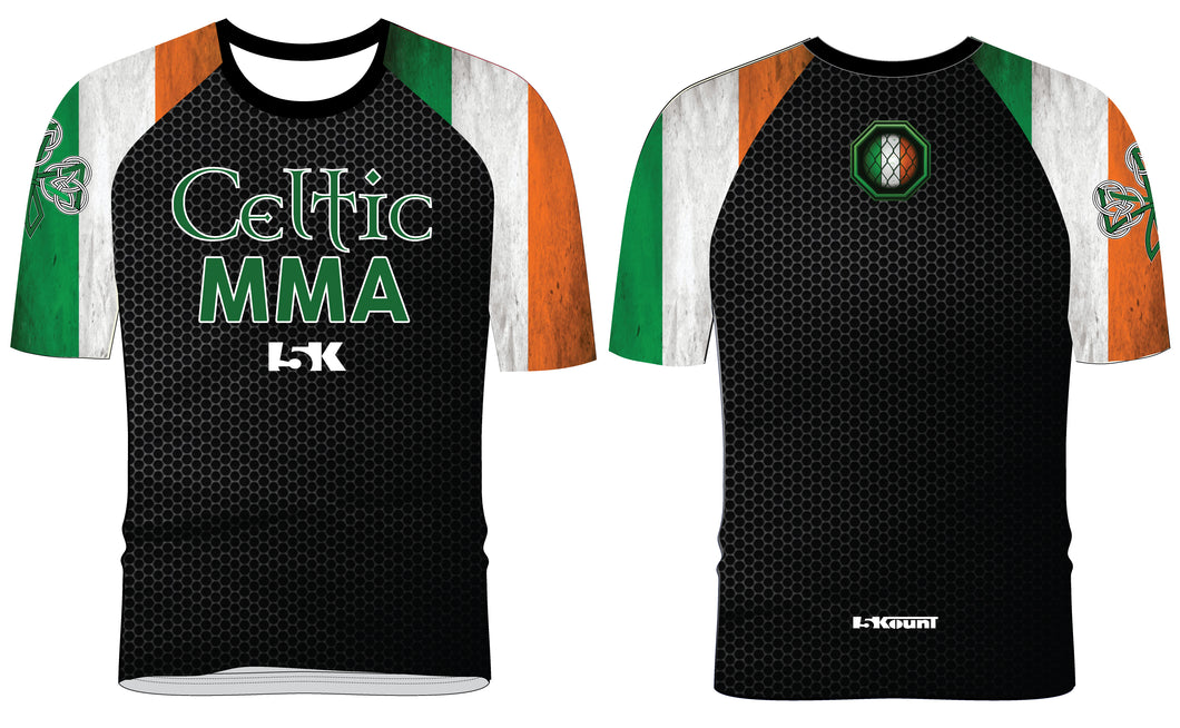 Celtic MMA Sublimated Fight Shirt
