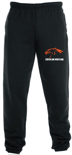 Centerline Panthers Wrestling Cotton Sweatpants