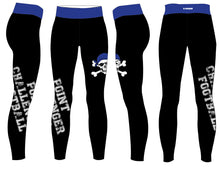 Challenger Football Sublimated Ladies Legging