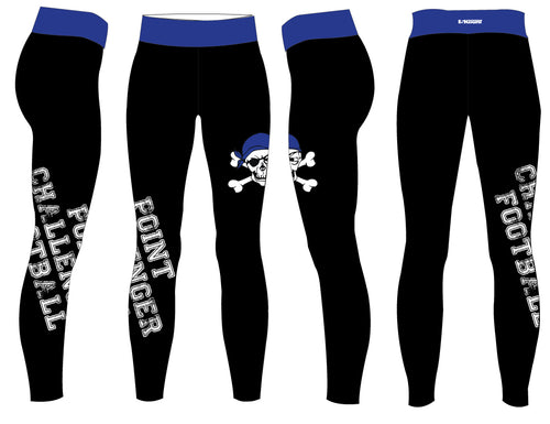 Challenger Football Sublimated Ladies Legging - 5KounT