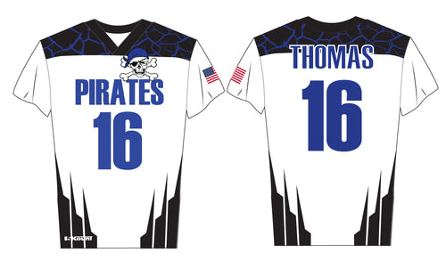 Challenger Football Sublimated Game Jersey - 5KounT