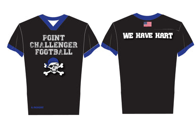 Challenger Football Sublimated Practice Jersey
