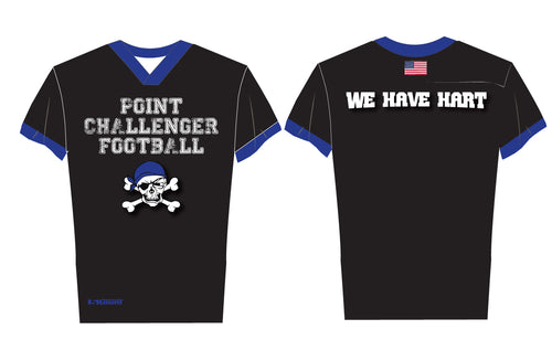 Challenger Football Sublimated Practice Jersey - 5KounT