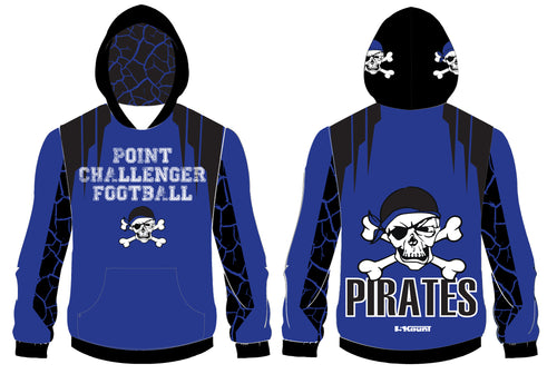 Challenger Football Sublimated Hoodie - 5KounT
