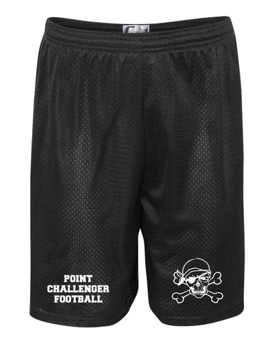 Challenger Football New Tech Shorts - Black - 5KounT2018