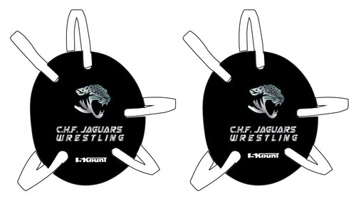 C.H.F. Jaguards Wrestling Headgear Decal