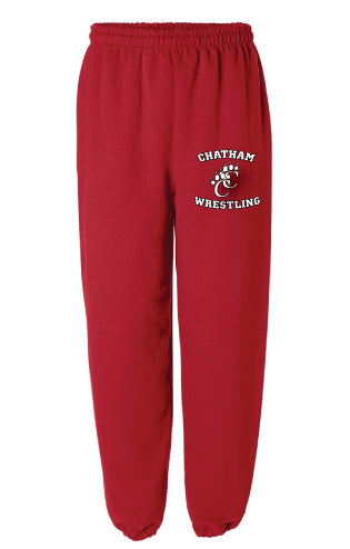 Chatham HS Wrestling Cotton Sweatpants
