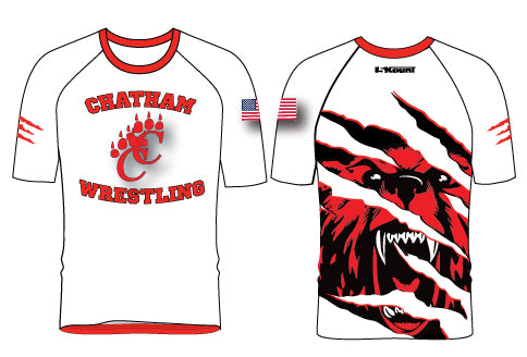 Chatham HS Wrestling Sublimated Fight Shirt