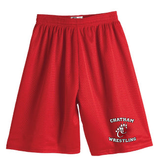 Chatham HS Wrestling Tech Shorts
