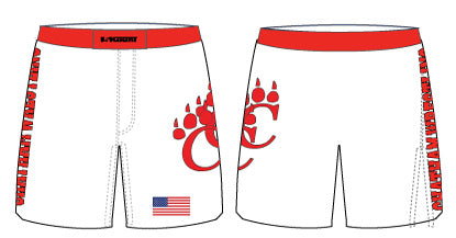 Chatham HS Wrestling Sublimated Fight Shorts