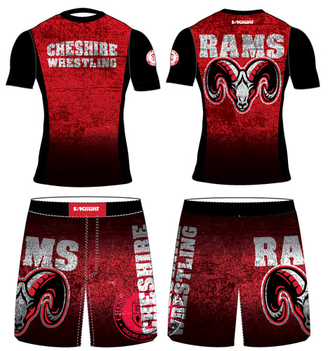 Cheshire Rams Sublimated Doublet - 5KounT