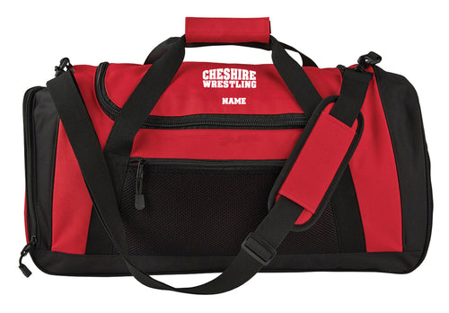 Cheshire Rams Sports Duffle - Red - 5KounT