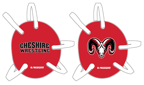 Cheshire Rams Wrestling Headgear - Red - 5KounT