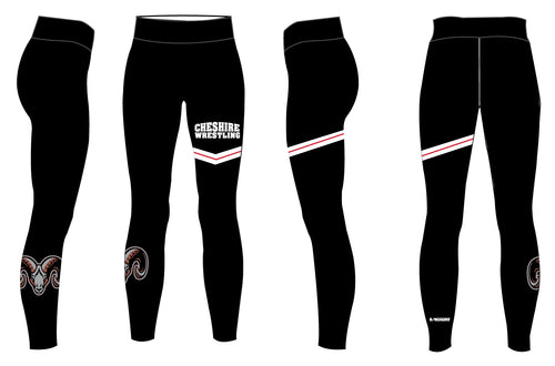 Cheshire Rams Sublimated Ladies Legging - 5KounT
