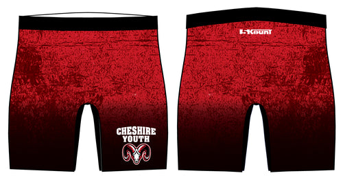 Cheshire Youth Sublimated Compression Shorts - 5KounT2018