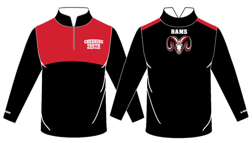 Cheshire Youth Sublimated Quarter Zip