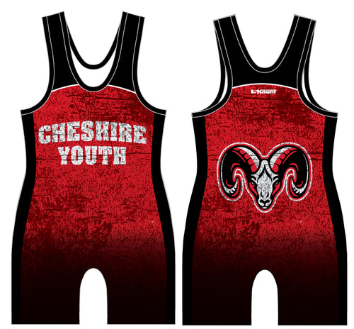 Cheshire Youth Sublimated Singlet - 5KounT2018