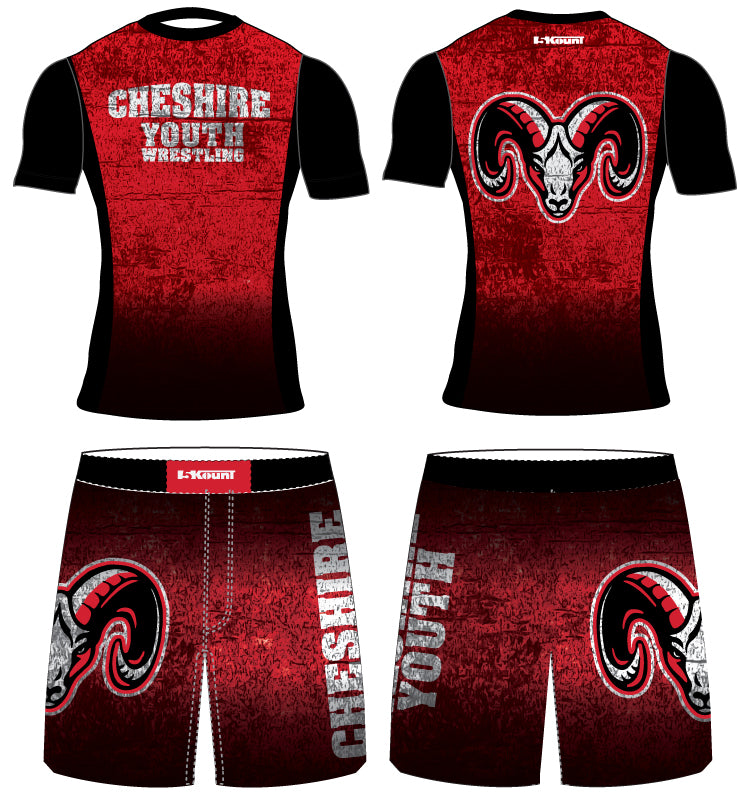 Cheshire Youth Sublimated Doublet