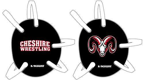 Cheshire Rams Wrestling Headgear - Black - 5KounT