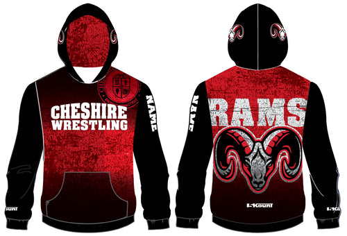 Cheshire Rams Sublimated Hoodie - 5KounT