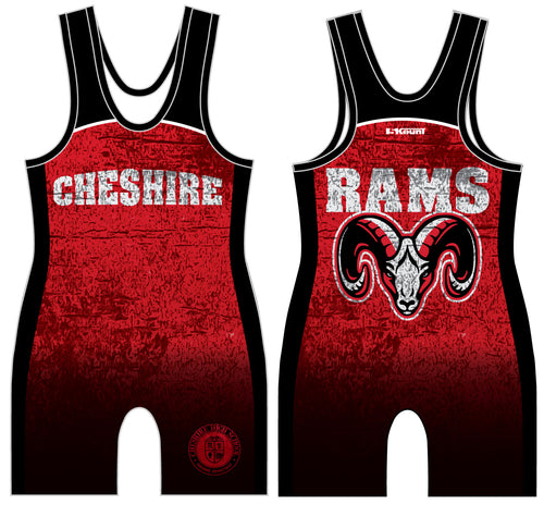 Cheshire Rams Sublimated Singlet - 5KounT