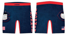 Cleveland Central Catholic Wrestling Sublimated Compression Shorts