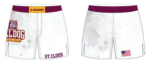 St. Cloud HS Wrestling Sublimated Board Shorts