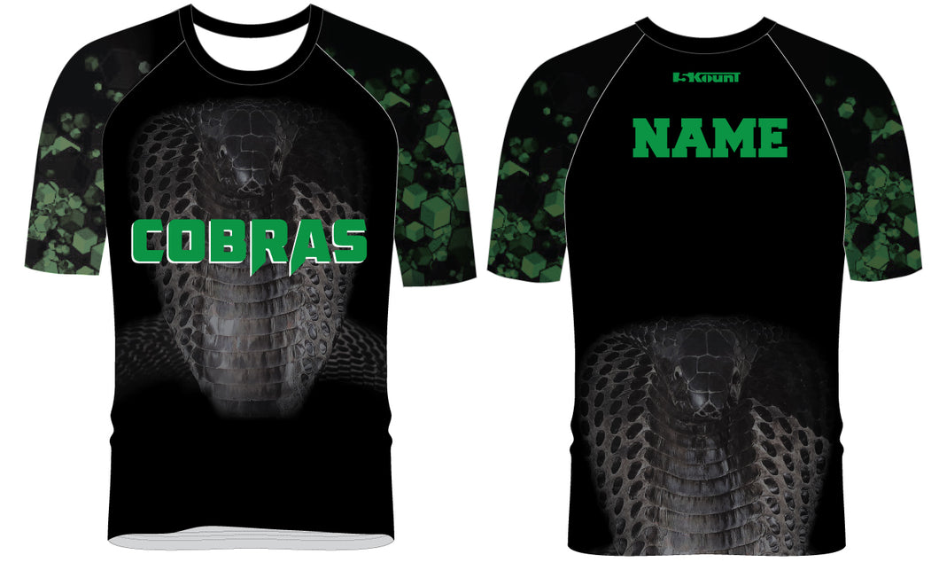Colchester Cobras Sublimated Fight Shirt