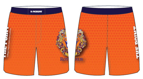 The Point Sublimated Fight Shorts