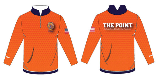 The Point Sublimated Quarter Zip
