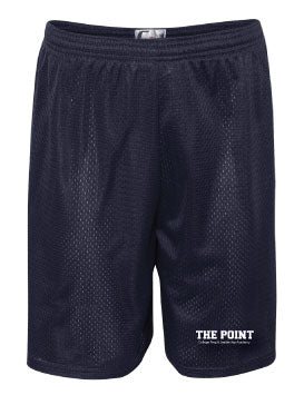 The Point Tech Shorts - Navy